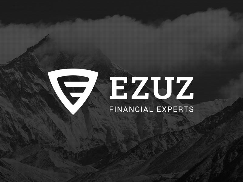 Ezuz Financial Experts Logo by Alex True