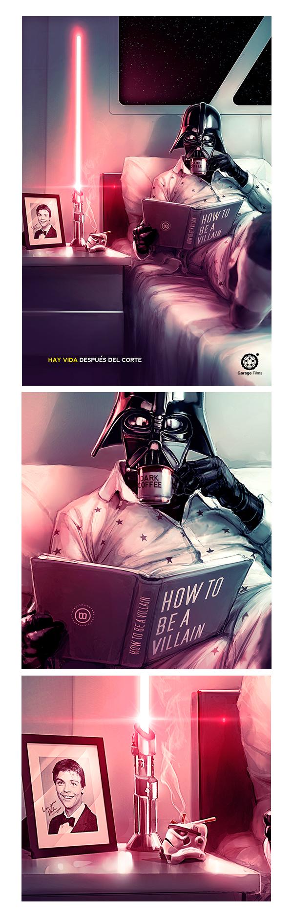 Garage Films Illustration by Miguel Membreno