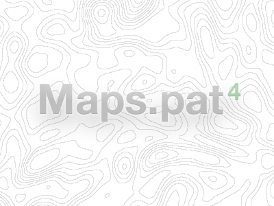 Map Pattern by Isaac Grant