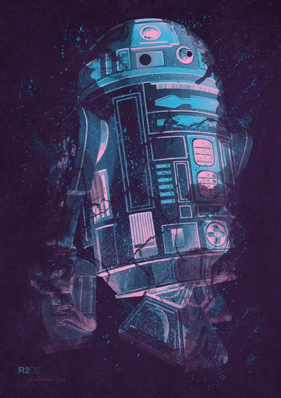 R2D2 by Sitchko Igor