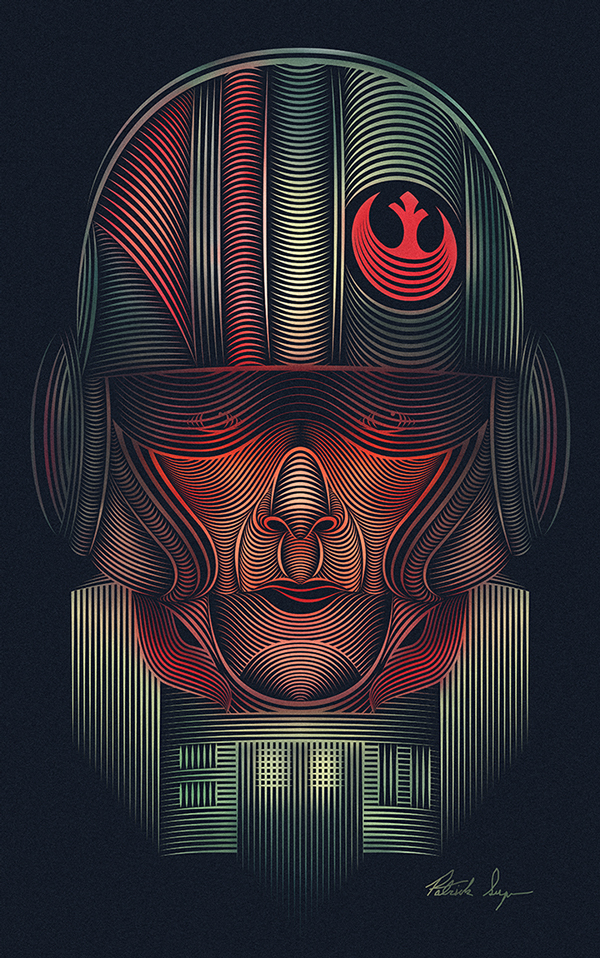 Rebel Alliance by Patrick Seymour