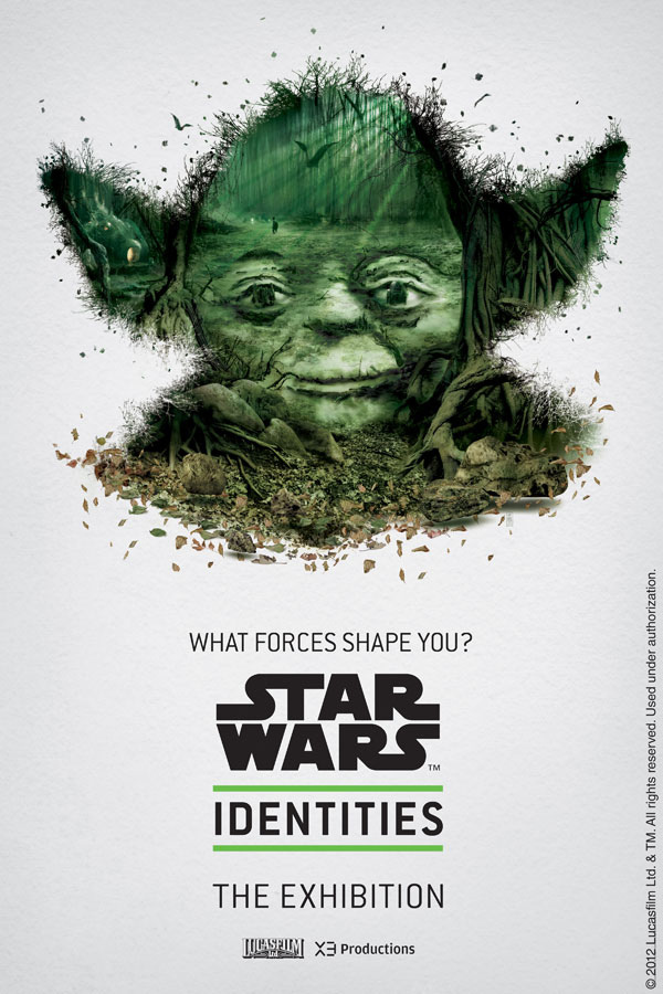 STAR WARS Identities by Gaetan Namouric1