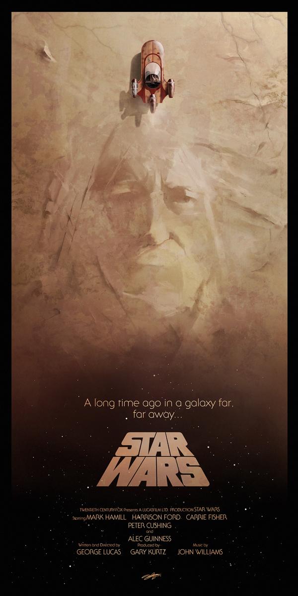 Star Wars Saga by Andy Fairhurst