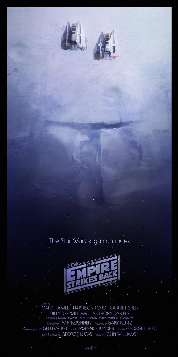 Star Wars Saga by Andy Fairhurst2