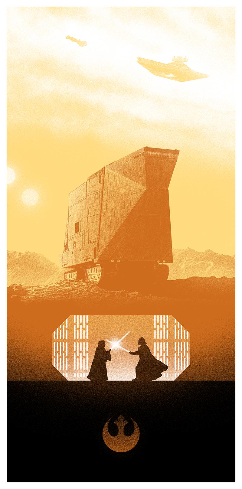 Star Wars Trilogy by Marko Manev