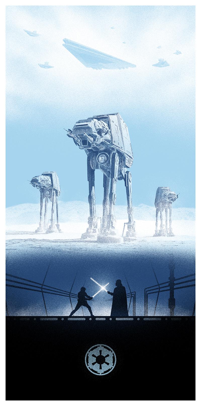 Star Wars Trilogy by Marko Manev1