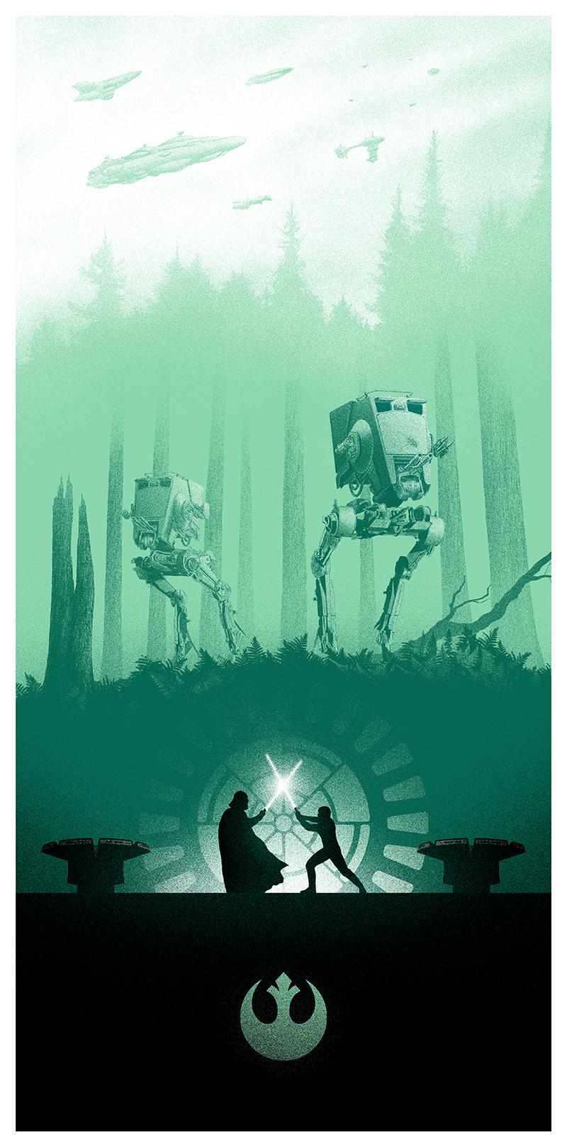 Star Wars Trilogy by Marko Manev2