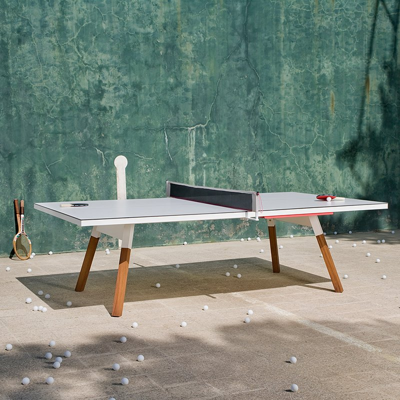 You and Me Ping Pong Table by RS Barcelona