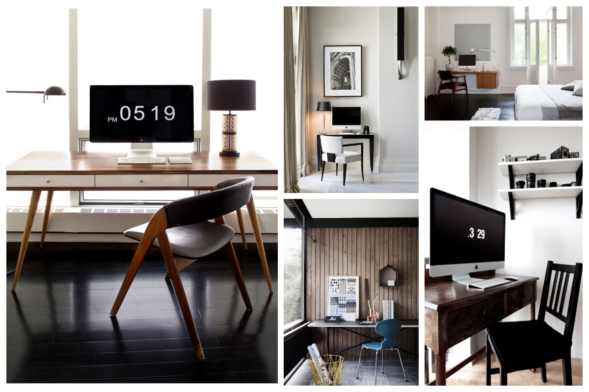 20 Minimal Home Office Design Ideas Inspirationfeed