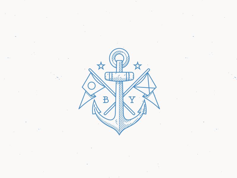Anchor Logo by Mathias Temmen