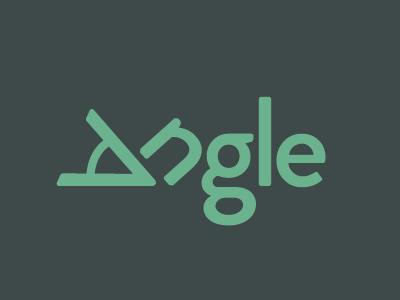 Angle App Logo by Nikola Bliznakov