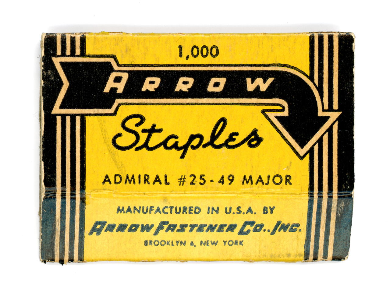 Arrow Staples