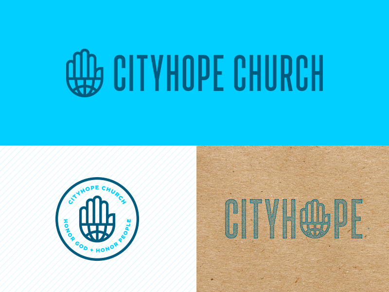 30 Divine Church Logo Designs | Inspirationfeed