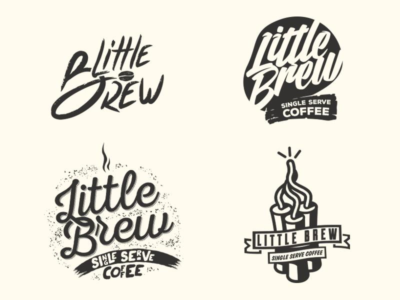 Coffee Logo by Warren Keefe