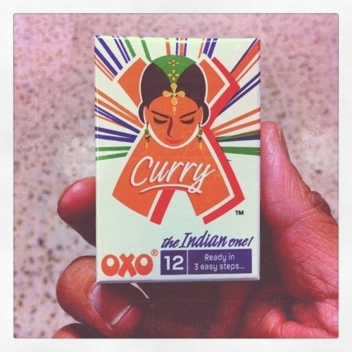Curry Packaging