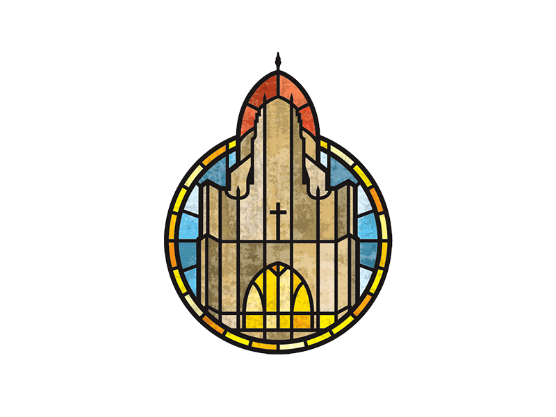 Dundee Presbyterian Church Logo by Nate Perry