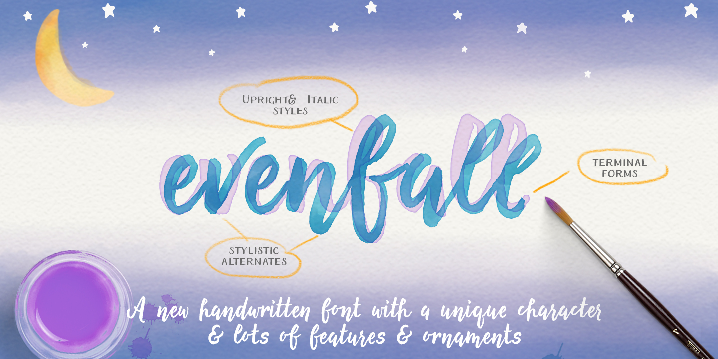 Evenfall by My Creative Land