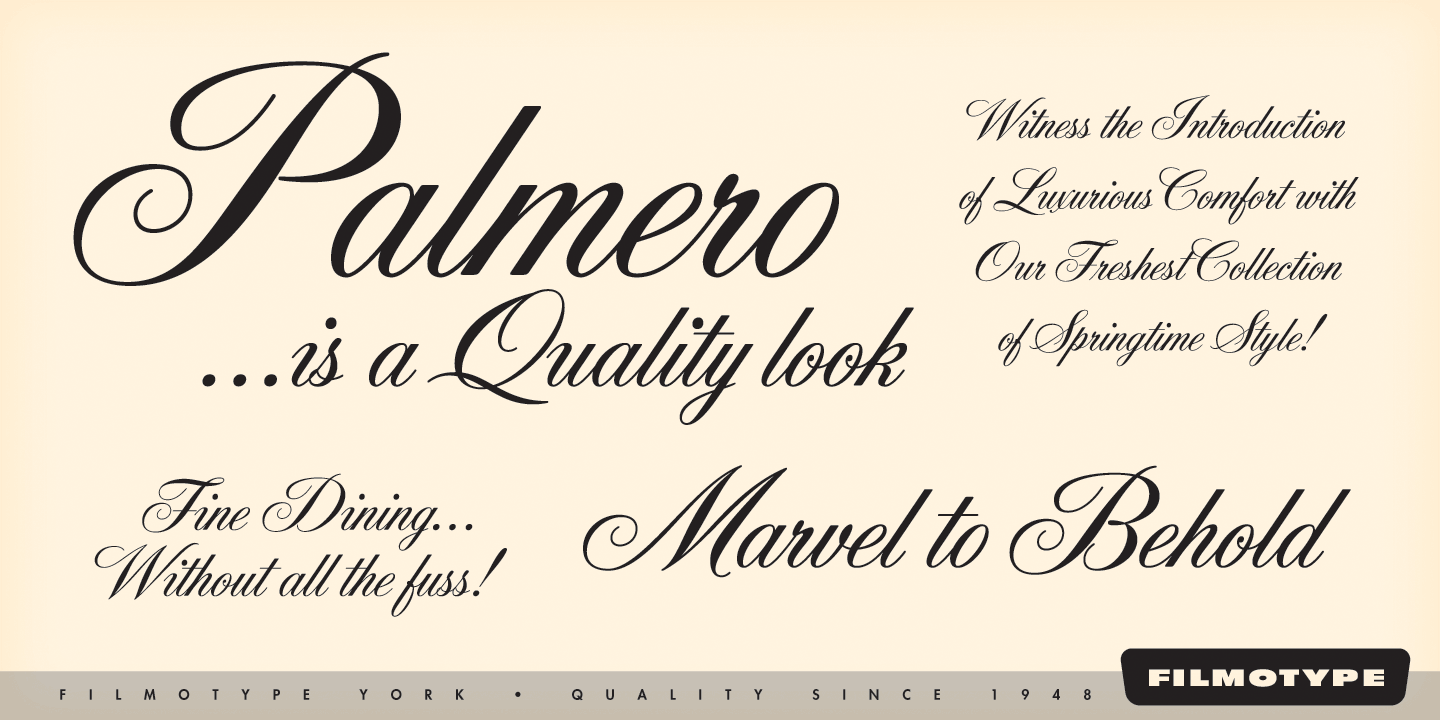 Must have calligraphy fonts for your designs