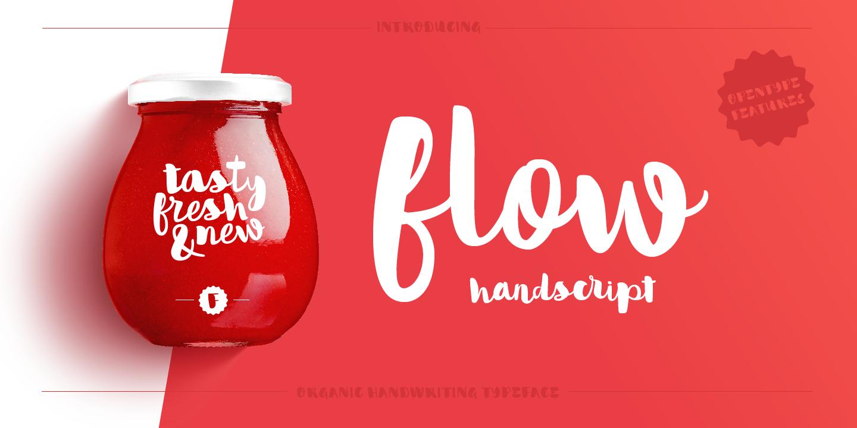 Flow Handscript by Taner Ardali