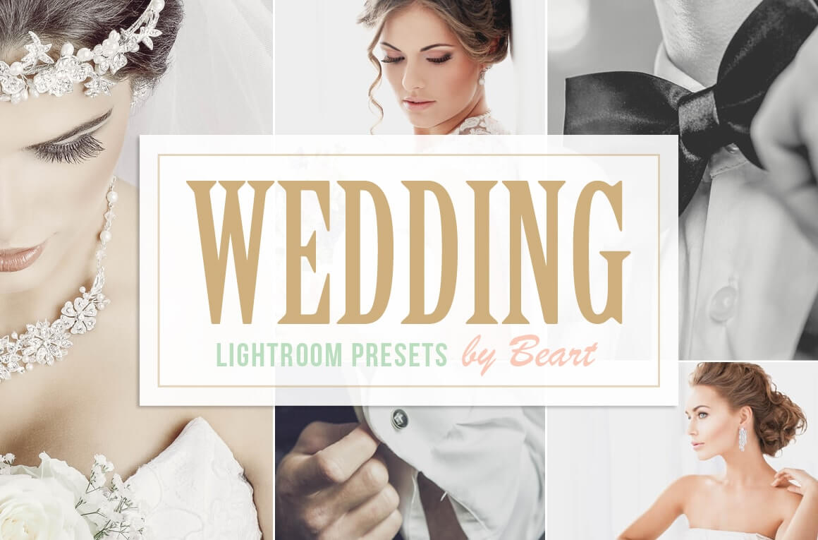 Free Wedding Presets for Lightroom & Photoshop-min