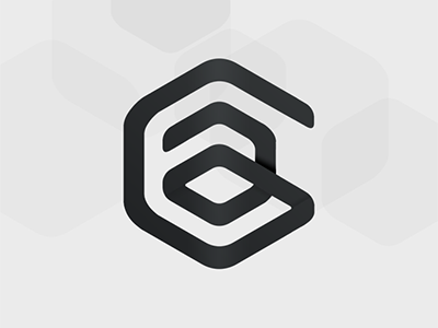 G+A Monogram - Personal logo by Alex Gorbanescu