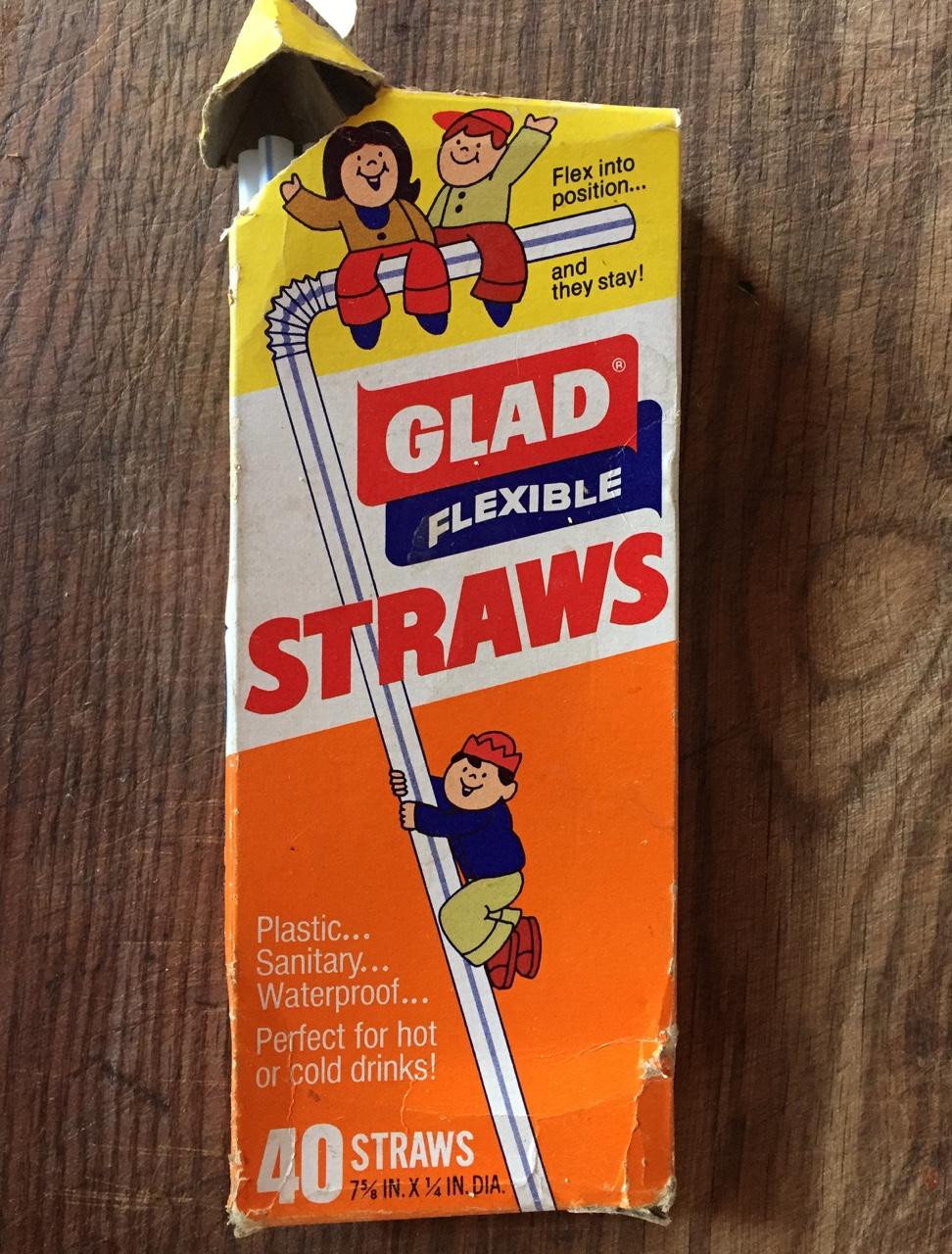 Glad Straws