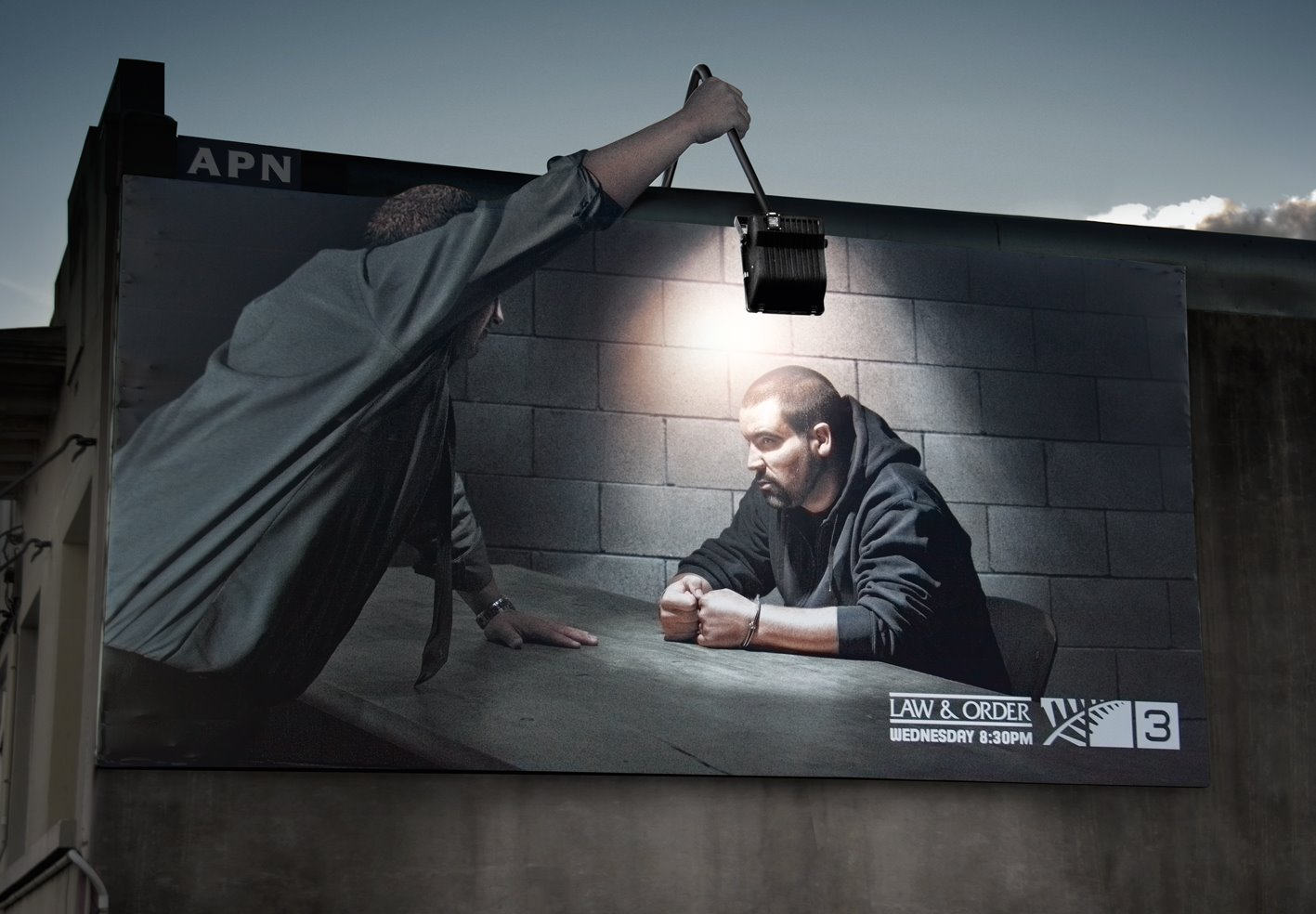 Law and Order Advert