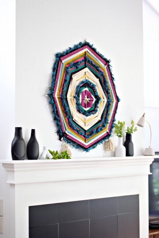 Mexican Star Weave from Simply Grove