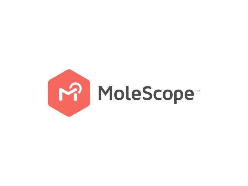 Molescope Logo by Richel Tong