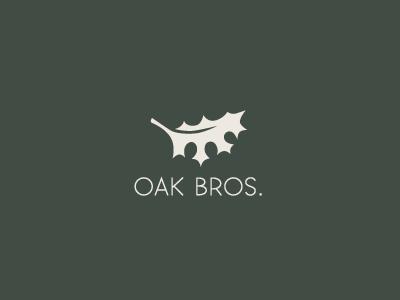 Oak Bros. Logo by Luma Vine