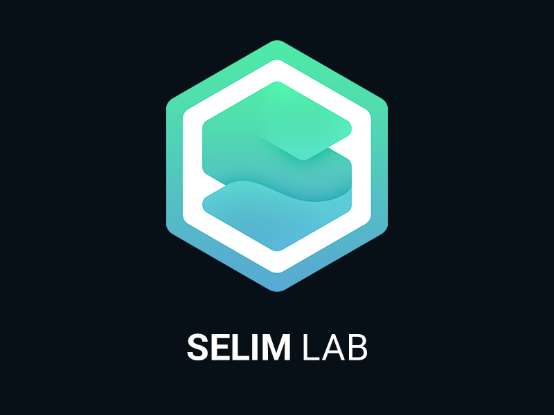 Selimlab Logo by Petr Stepanov