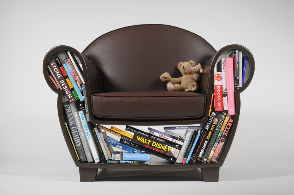 Space Saving Armchair- By Judson Beaumont