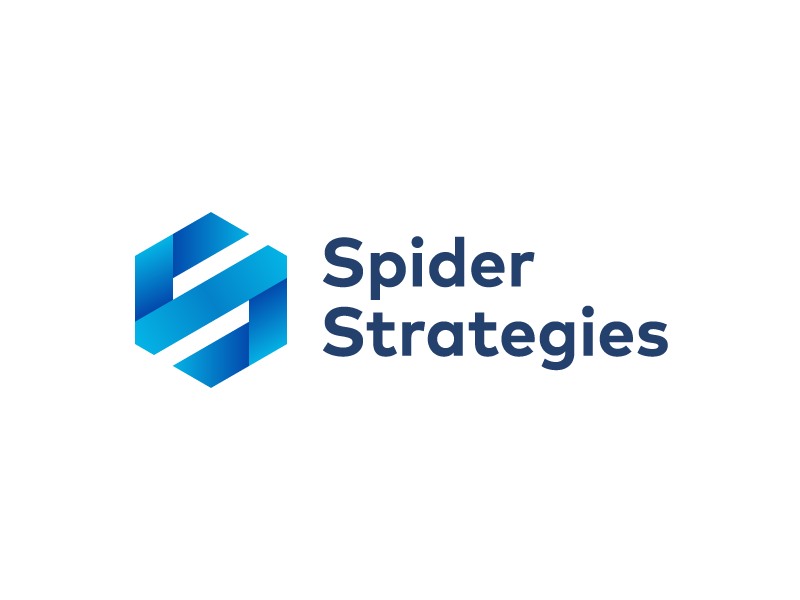 Spider Strategies Logo & Stationary by Jord Riekwel