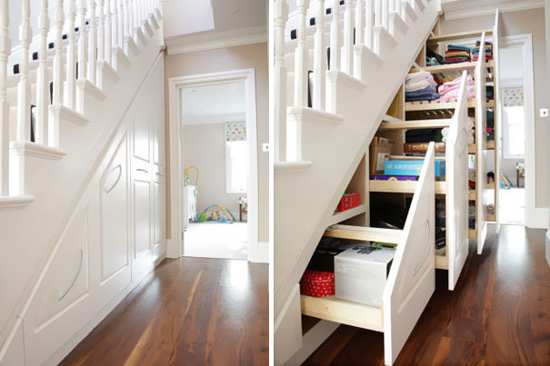 Understairs Storage by Deriba Furniture