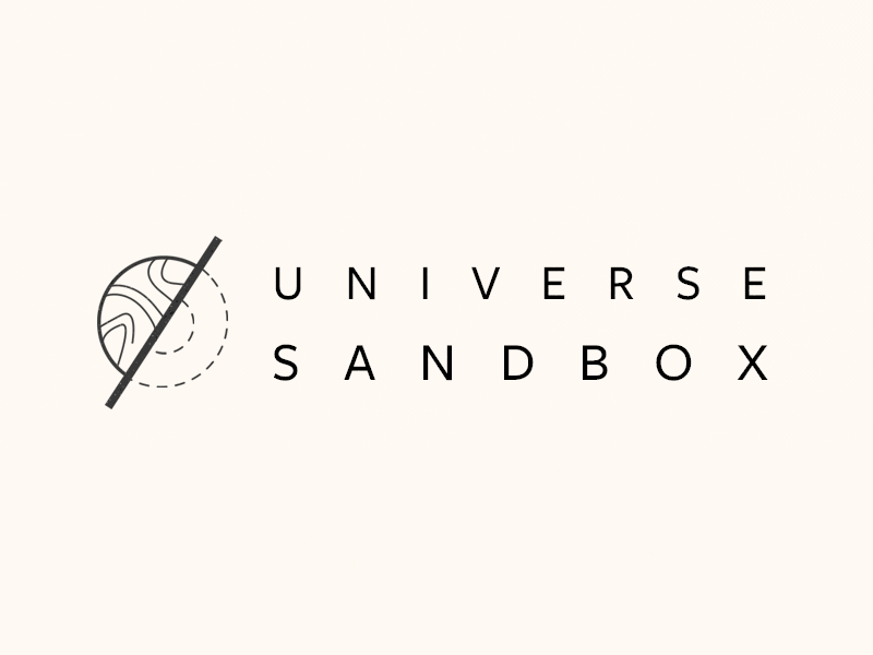 Universe Sandbox by Dave Chenell