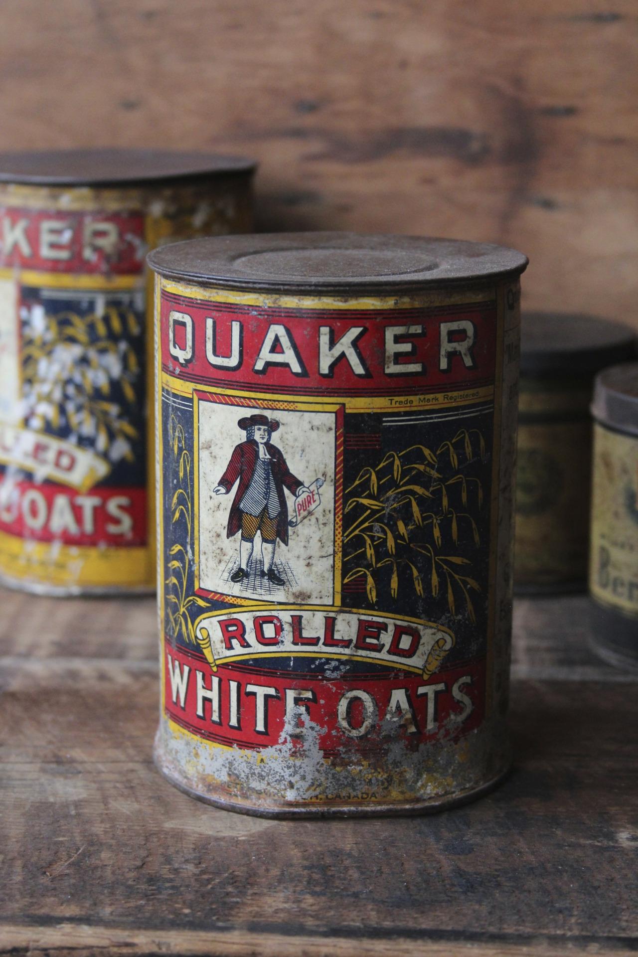 Vintage Quaker's