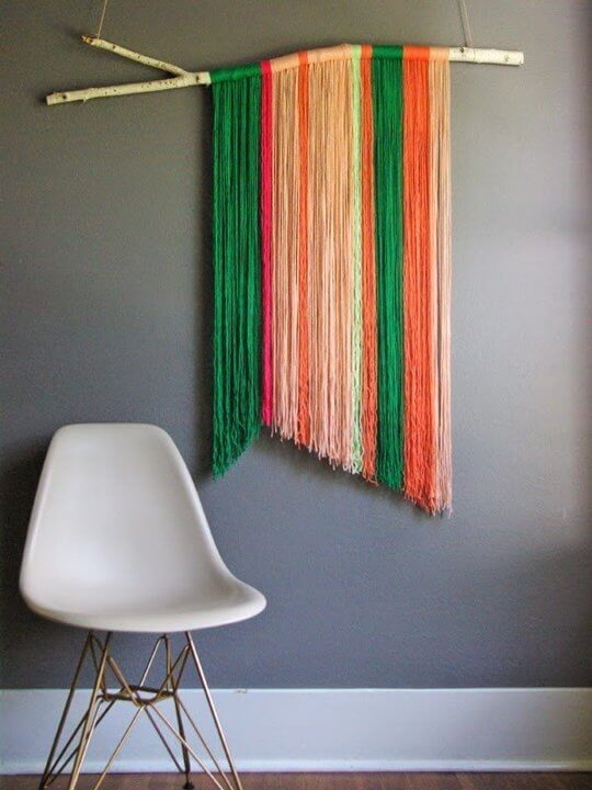 Yarn art from Oleander & Palm