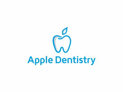Apple dentistry by Rokas Sutkaitis