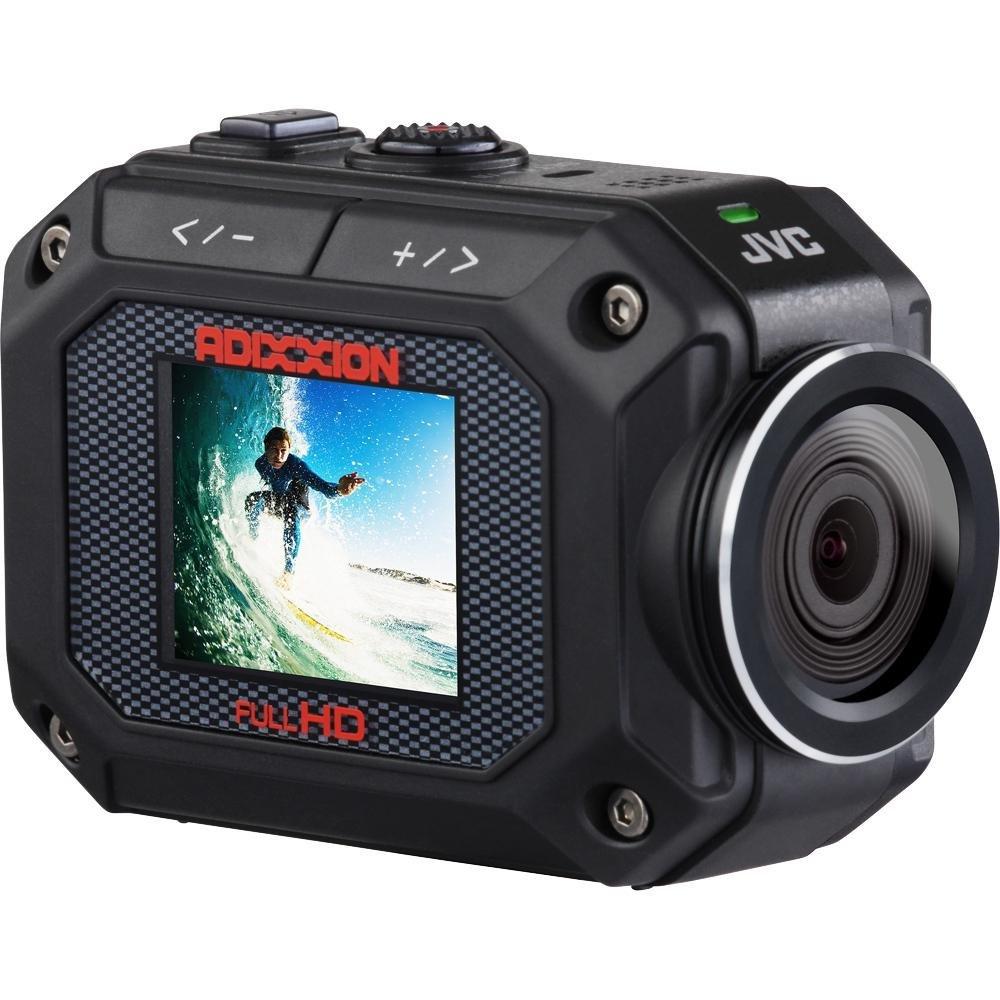JVC ADIXXION GC-XA2 Action Camera-min