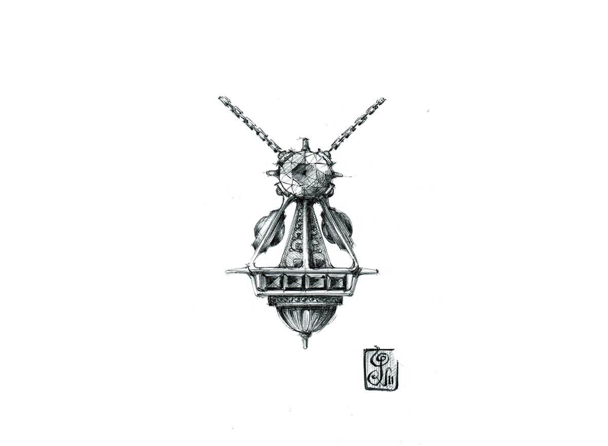 Jewelry Design by Delord Simon-Pierre