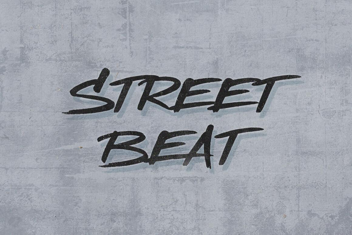 Street Beat by BLKBK