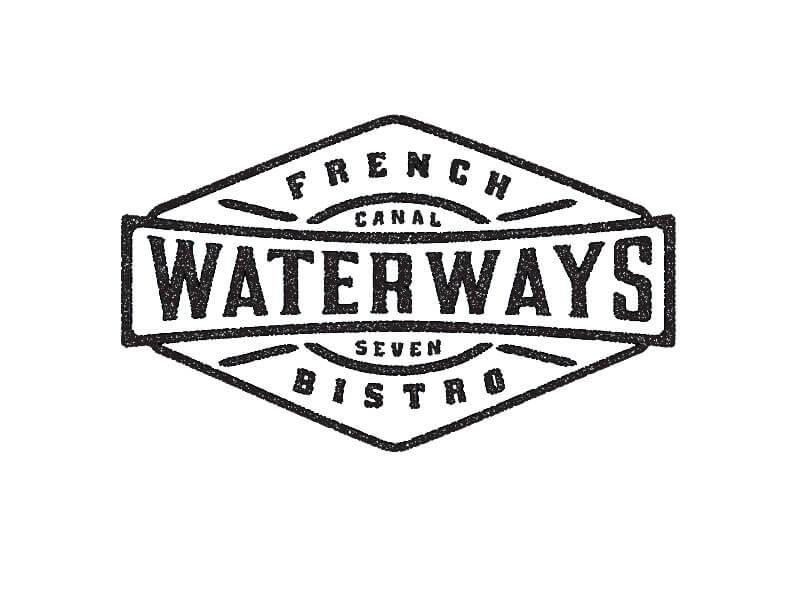 Waterways French Bistro by David Cran