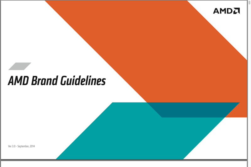 AMD Brand Guidelines