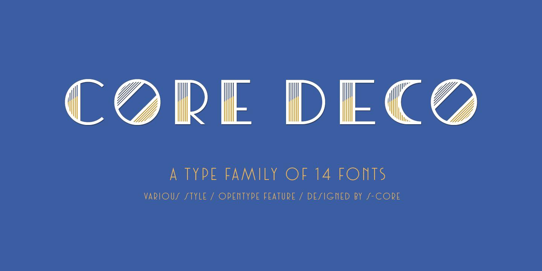 Core Deco by S-Core