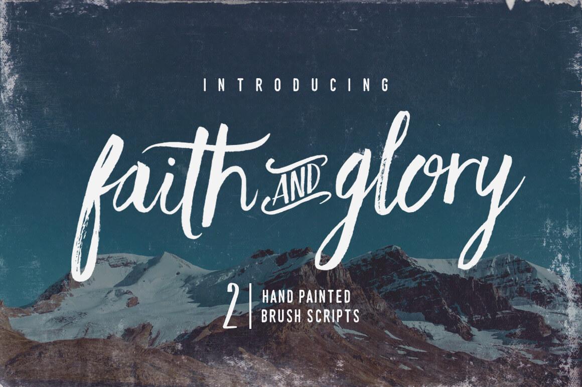 Faith & Glory by Set Sail Studios