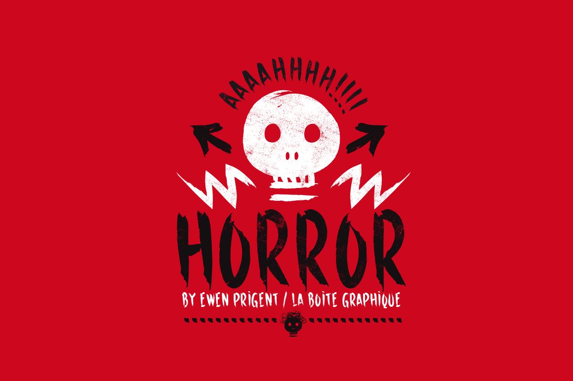 Horror by La Boite Graphique