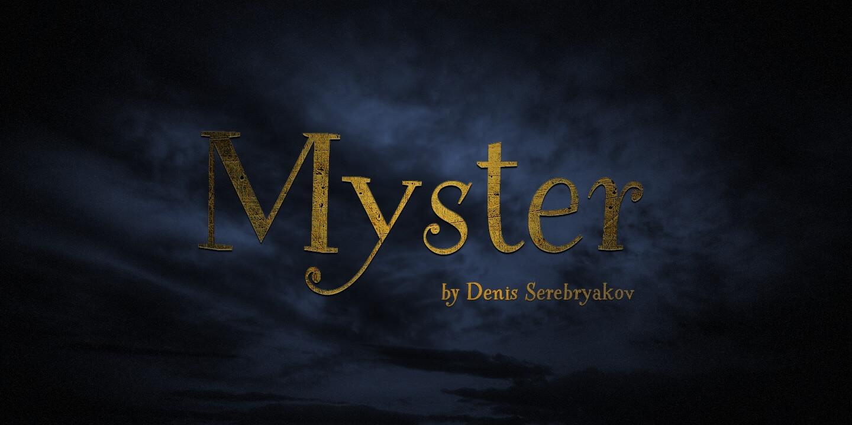 Myster by Dzianis Serabrakou