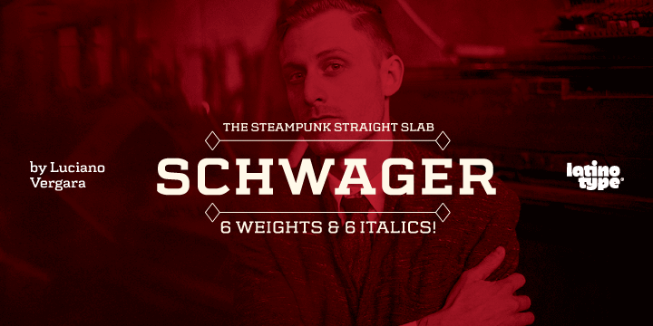 Schwager by Latinotype