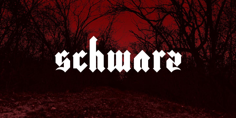 Schwarz by Miguel Ibarra Design