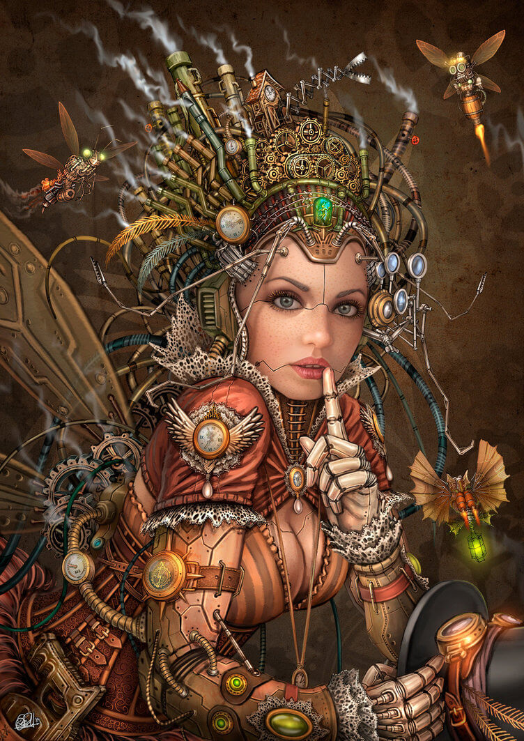 http://inspirationfeed.com/wp-content/uploads/2015/09/Silence-Please-Steampunk-Fairy-by-DarkAkelarre.jpg